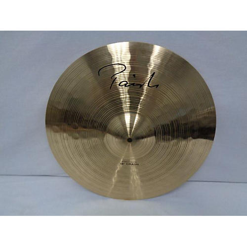 Paiste 18in Signature Precision Crash Cymbal-thumbnail