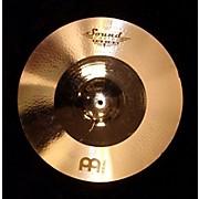 18in Sound Caster Fusion Medium Crash Cymbal