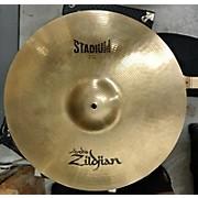 Zildjian 18in Stadium Medium Pair Marching Cymbal