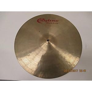 Pre-owned Bosphorus Cymbals 18 inch Stanton Moore Smash Crash Cymbal by Bosphorus Cymbals