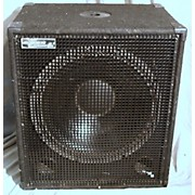 Miscellaneous 18in Sub Bass Cabinet