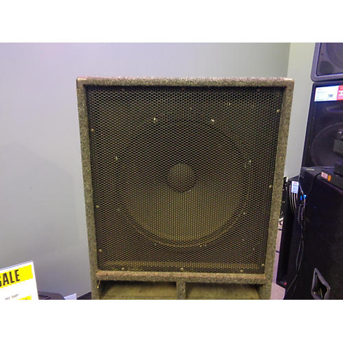 SoundTech 18in Subwoofer Unpowered Subwoofer