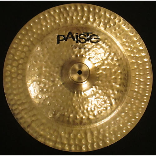 Paiste 18in T20 Prototype China Cymbal-thumbnail