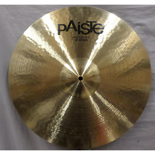 Paiste 18in T20 Prototype Crash Cymbal