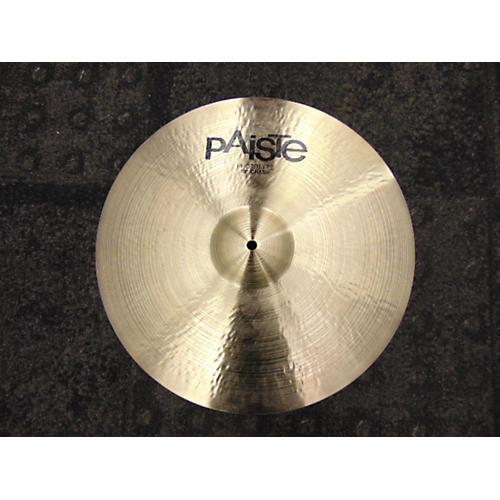 Paiste 18in T20 Prototype Crash Cymbal-thumbnail
