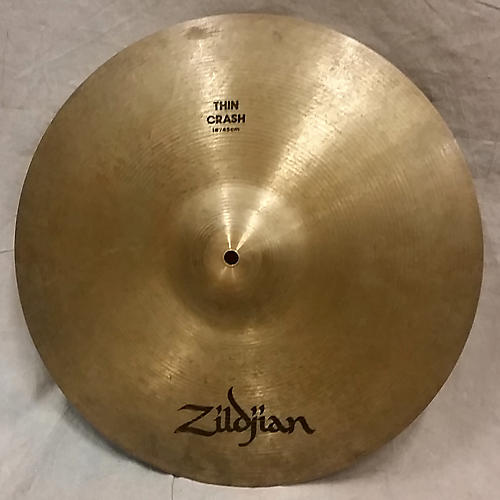 Zildjian 18in Thin Crash Cymbal