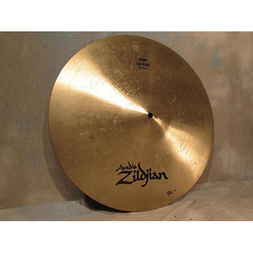 Zildjian 18in Thin Crash Cymbal