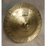 Agazarian 18in Traditional China Cymbal