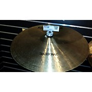Istanbul Mehmet 18in Traditional Cymbal