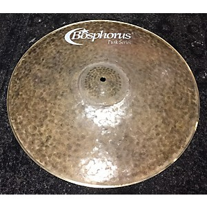 Pre-owned Bosphorus Cymbals 18 inch Turk Crash Cymbal by Bosphorus Cymbals
