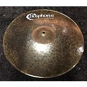 Bosphorus Cymbals 18in Turk Cymbal