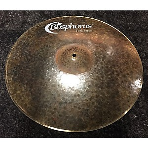 Pre-owned Bosphorus Cymbals 18 inch Turk Cymbal by Bosphorus Cymbals