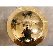 Paiste 18in Twenty Custom Collection Metal China Cymbal