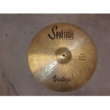 Soultone 18in VINTAGE SERIES Cymbal