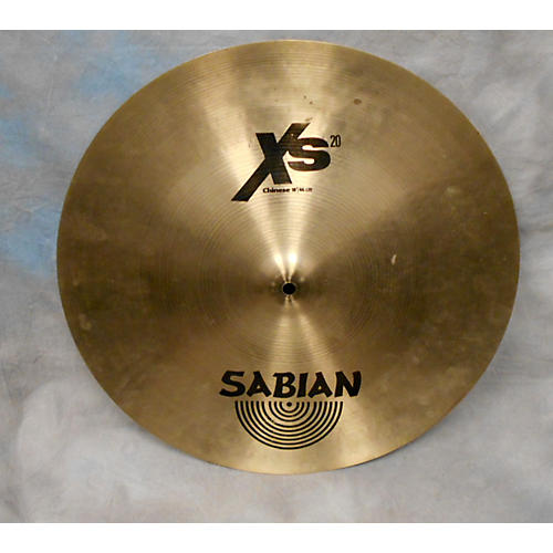 Sabian 18in XS20 Chinese Cymbal-thumbnail