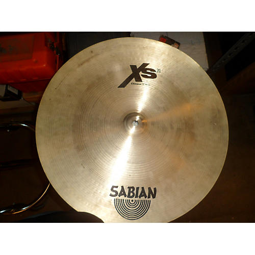 Sabian 18in XS20 Chinese Cymbal-thumbnail