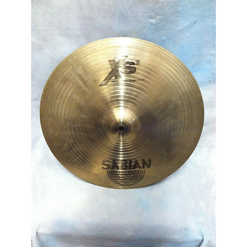 Sabian 18in XS20 Medium Thin Crash Cymbal