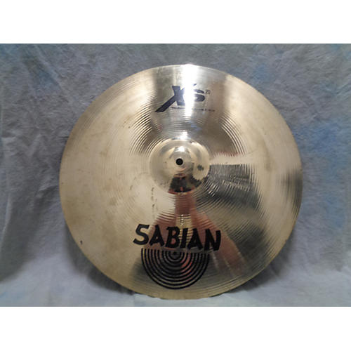 Sabian 18in XS20 Medium Thin Crash Cymbal-thumbnail