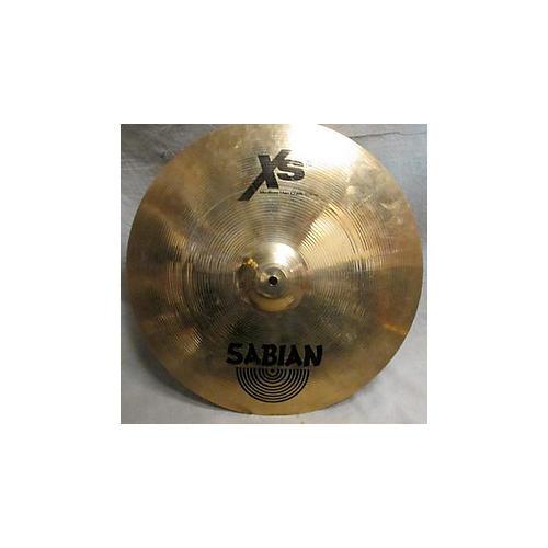 Sabian 18in XS20 Medium Thin Crash Cymbal-thumbnail