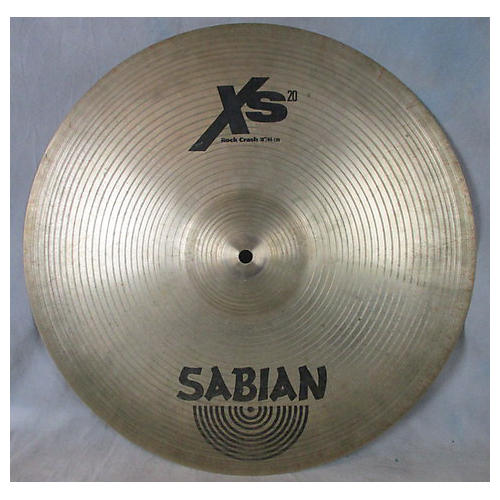 Sabian 18in XS20 Rock Crash Cymbal