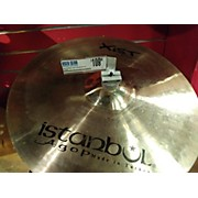 Istanbul Agop 18in Xist Brilliant Cymbal