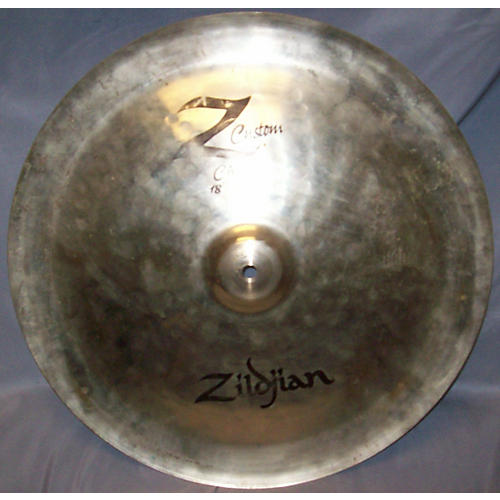 Zildjian 18in Z CUSTOM CHINA Aztec Gold Cymbal