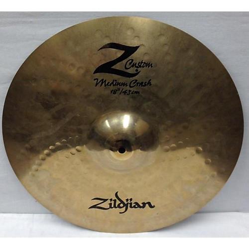 Zildjian 18in Z Custom Medium Crash Cymbal