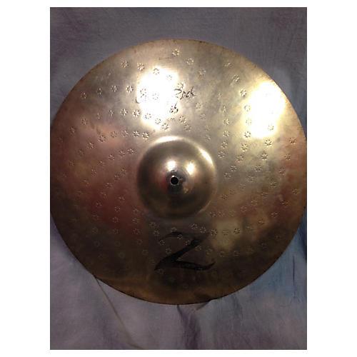 Zildjian 18in Z Custom Rock Crash Cymbal