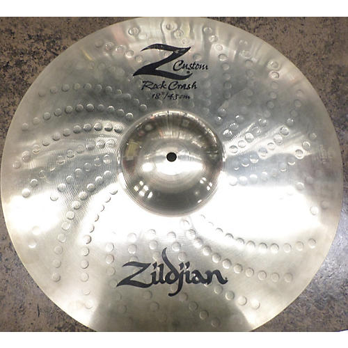 Zildjian 18in Z Custom Rock Crash Cymbal-thumbnail