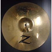Zildjian 18in Z Custom Rock Crash Cymbal