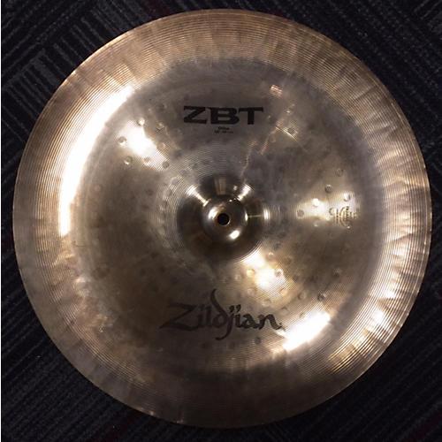 Zildjian 18in ZBT China Cymbal