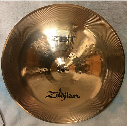 Zildjian 18in ZBT China Cymbal-thumbnail