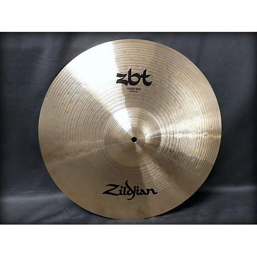Zildjian 18in ZBT Crash Ride Cymbal-thumbnail