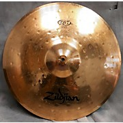 18in ZBT Crash Ride Cymbal