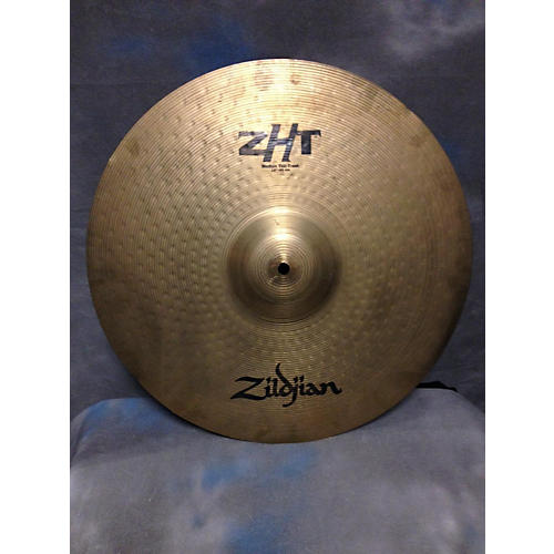 Zildjian 18in ZHT Medium Thin Crash Cymbal-thumbnail