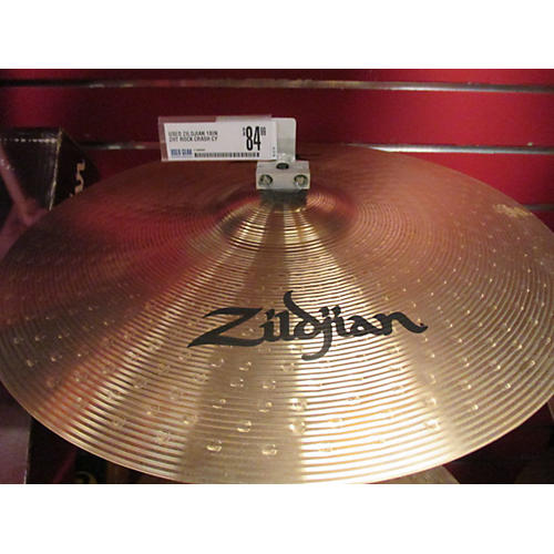 Zildjian 18in ZHT Rock Crash Cymbal-thumbnail