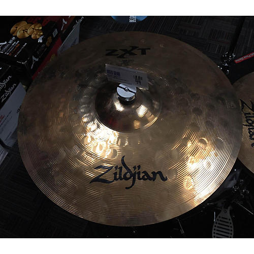 Zildjian 18in ZXT Rock Crash Cymbal-thumbnail
