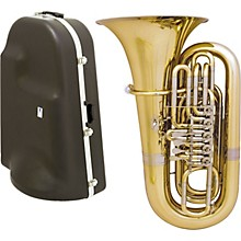 Miraphone 191 Series 4-Valve BBb Tuba with Hard Case