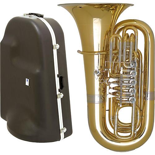 Miraphone 191 Series 5-Valve BBb Tuba with Hard Case