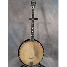 Ludwig 1920s 1920's Capitol Tenor Banjo Banjo