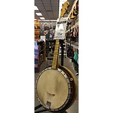Ludwig 1920s Silver Flash Banjo Banjo