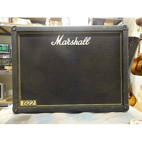 used marshall 1922 2x12 guitar cabinet guitar center. Black Bedroom Furniture Sets. Home Design Ideas
