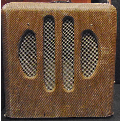 Rickenbacker 1930s ELECTRO STEEL TWEED Tube Guitar Combo Amp-thumbnail