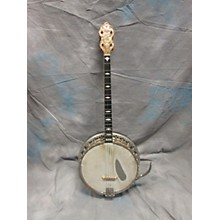 Bacon & Day 1930s Silver Bell Serenader Banjo