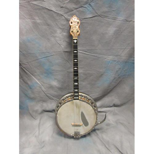 Bacon & Day 1930s Silver Bell Serenader Banjo