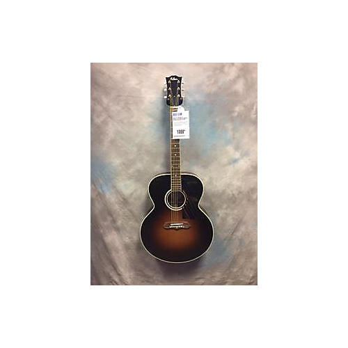 Gibson 1941 Reissue SJ100 Acoustic Electric Guitar-thumbnail