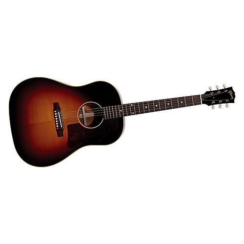 Gibson 1950 J-45 Acoustic Guitar Tri-Burst