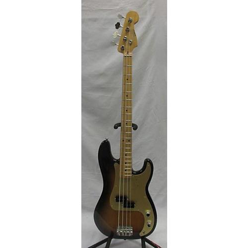 used fender 1950s precision bass electric bass guitar sunburst guitar center. Black Bedroom Furniture Sets. Home Design Ideas