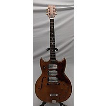 Airline 1950s Barney Kessel Hollow Body Electric Guitar