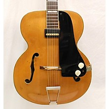 National 1950s California Model 1100 Hollow Body Electric Guitar